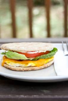 Mom's Favorite Breakfast Sandwich