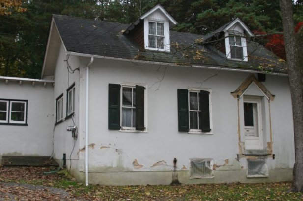 Throwback...Cedars House before the renovation