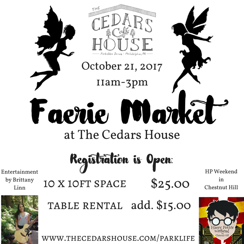 Faerie Market Registration is Open!