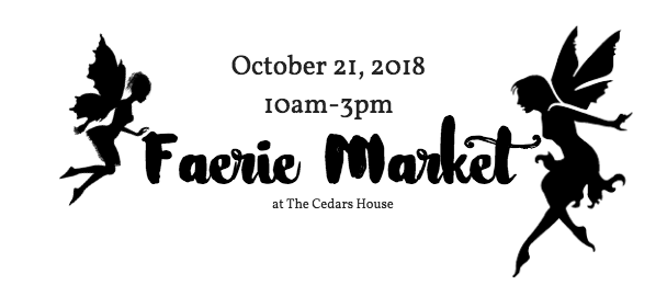 Faerie Market 2018 Registration